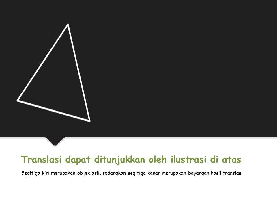 Pergeseran ( Translasi ) Pencerminan ( Refleksi ) Perputaran ( Rotasi ) Perkalian ( Dilatasi )