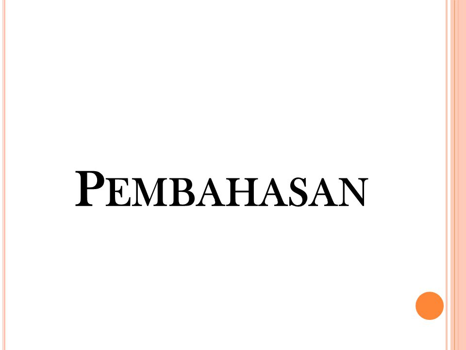 P EMBAHASAN