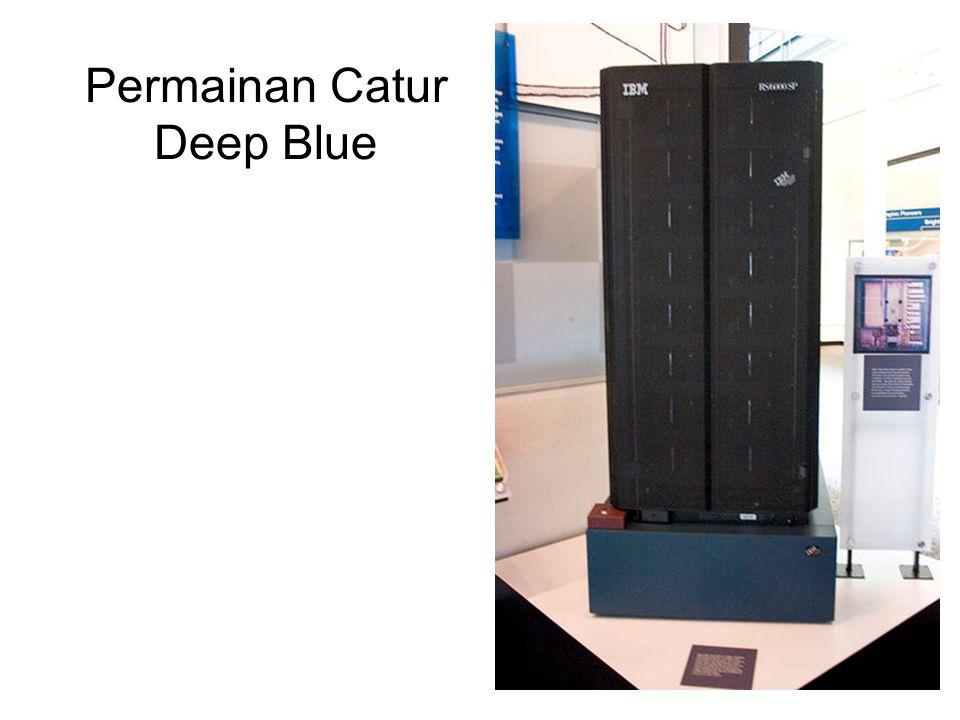 Permainan Catur Deep Blue