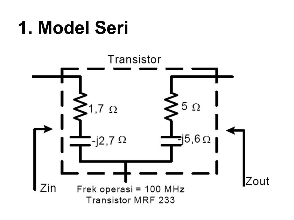 2. Model Paralel Contoh: MRF 233 dengan frek operasi 100MHz
