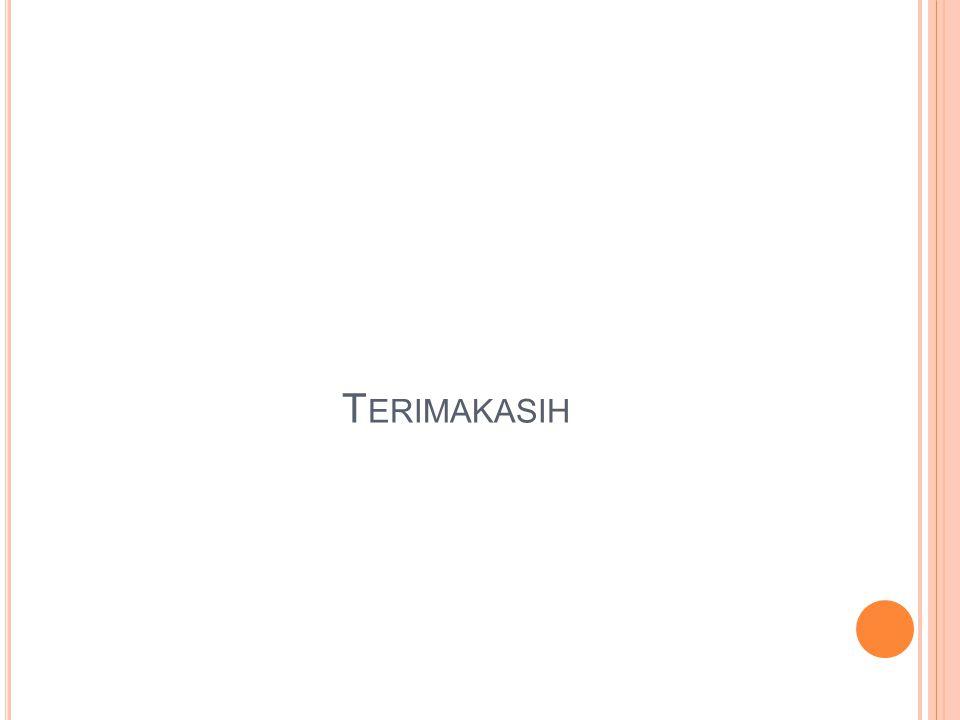 T ERIMAKASIH