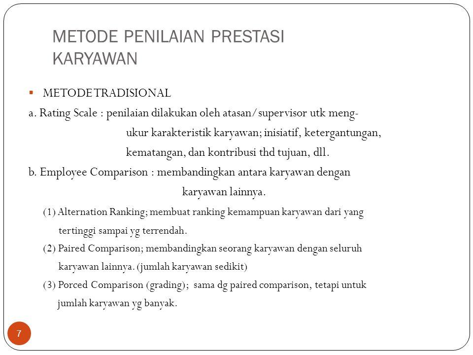 Metode Tradisional 8 c.