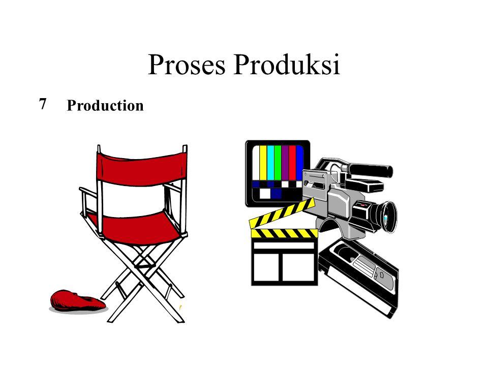 Proses Produksi Production 7