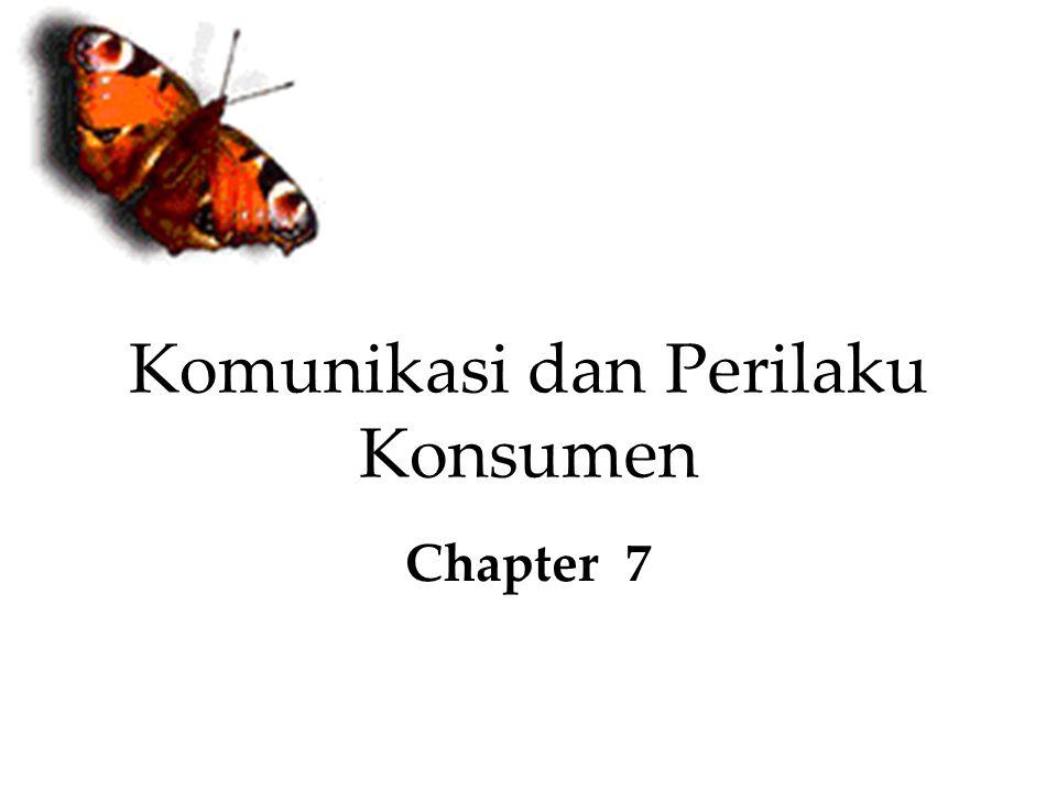 4/10/2015ratnaj@stmik-mdp.net1 Komunikasi dan Perilaku Konsumen Chapter 7
