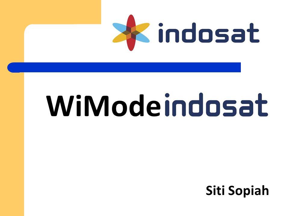 Siti Sopiah WiMode