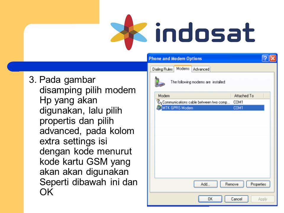 at+cgdcont=1,ip, www.indosat-m3.net at+cgdcont=1,ip, satelindogprs.com