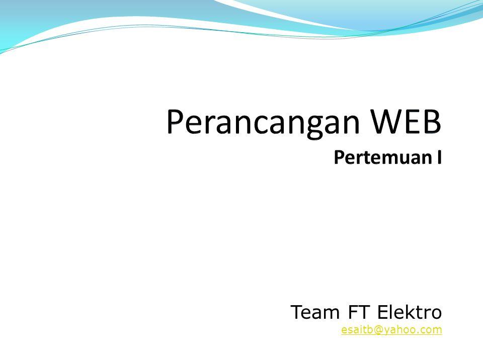 Team FT Elektro esaitb@yahoo.com
