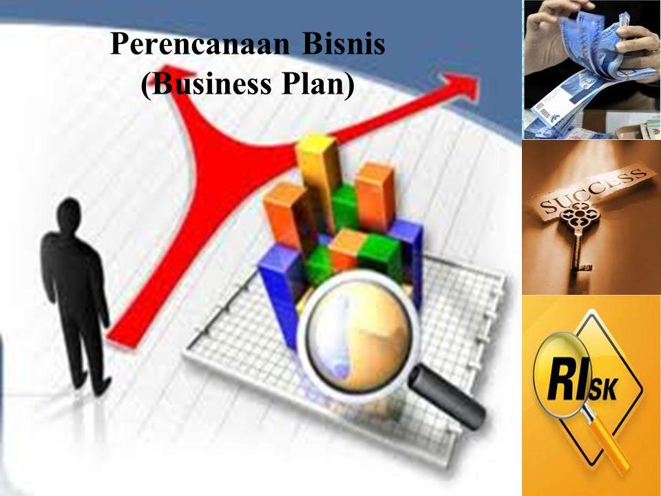 Perencanaan Bisnis (Business Plan)