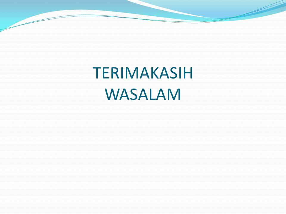 TERIMAKASIH WASALAM
