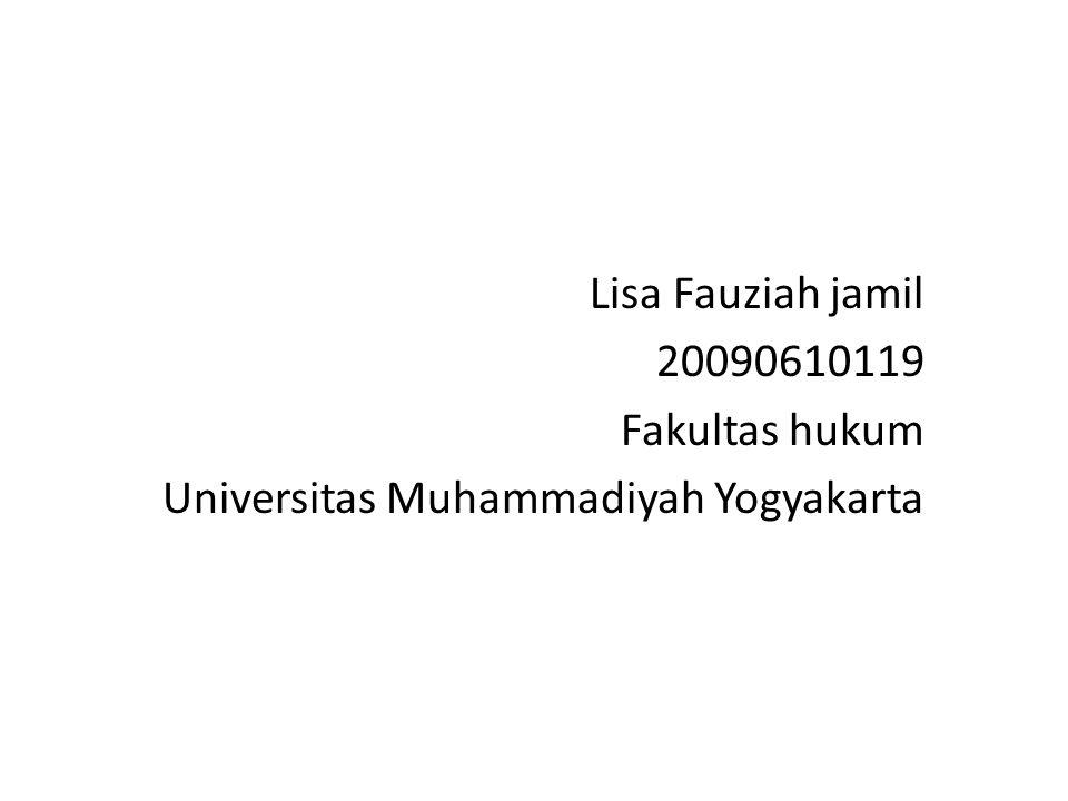 MANAJEMEN SEWA GUNA USAHA (LEASING) Lisa Fauziah jamil 20090610119 Fakultas hukum Universitas Muhammadiyah Yogyakarta