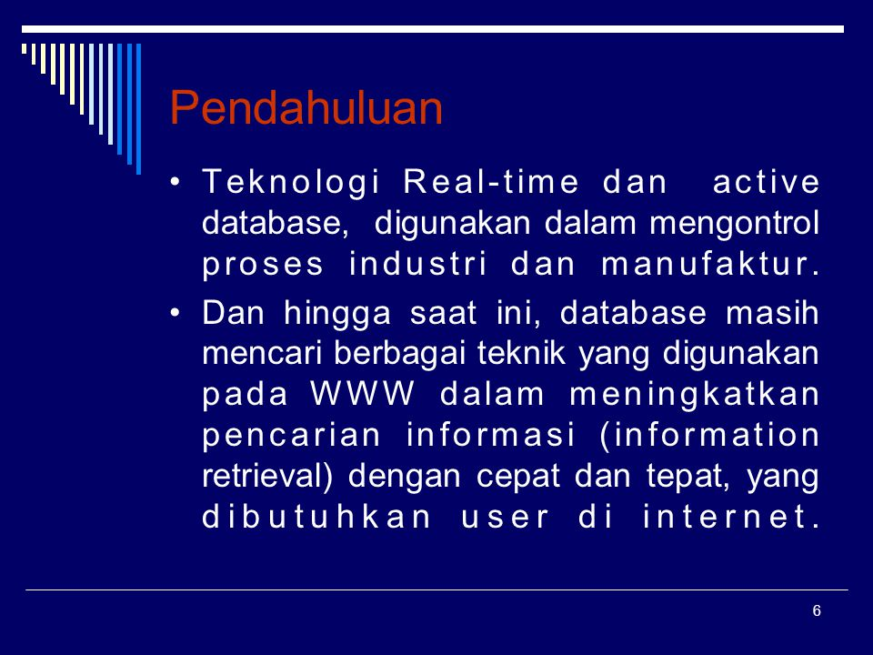 37 Struktur Sistem Keseluruhan  Komponen sistem database 1.