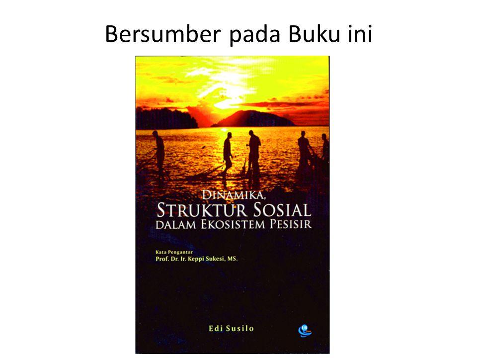 PENDAHULUAN Abercrombie et al., (1988): – Konsep struktur sosial sering digunakan dalam sosiologi, tetapi jarang dibahas sampai mendalam Sering saling dipertukarkan: – sistem sosial – organisasi sosial struktur dan organisasi sosial