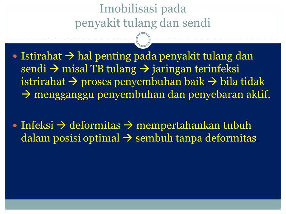 Anterior Slab  Untuk fraktur Metakarpal, distal radius (temporer), ruptur tendon ekstensor.