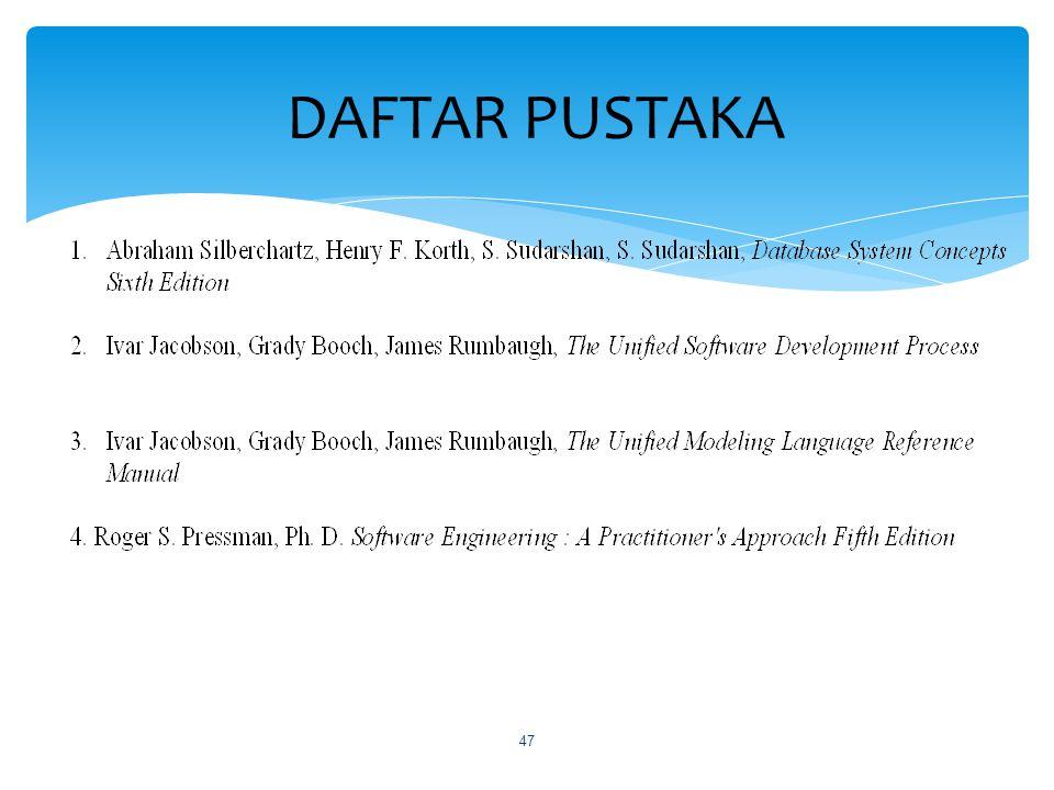 DAFTAR PUSTAKA 47