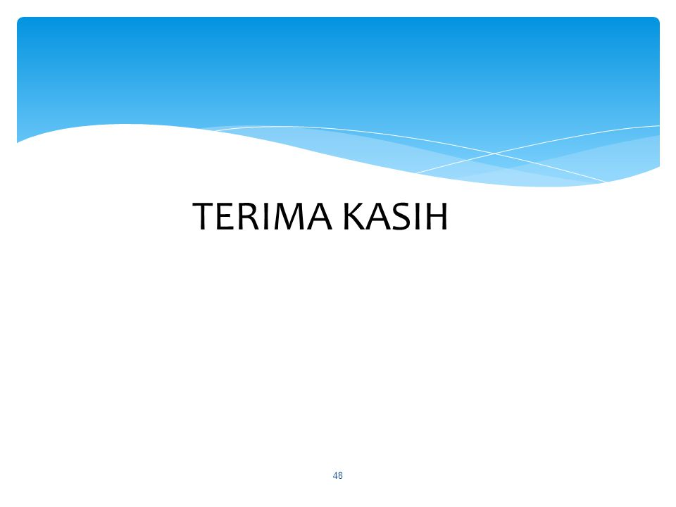 TERIMA KASIH 48