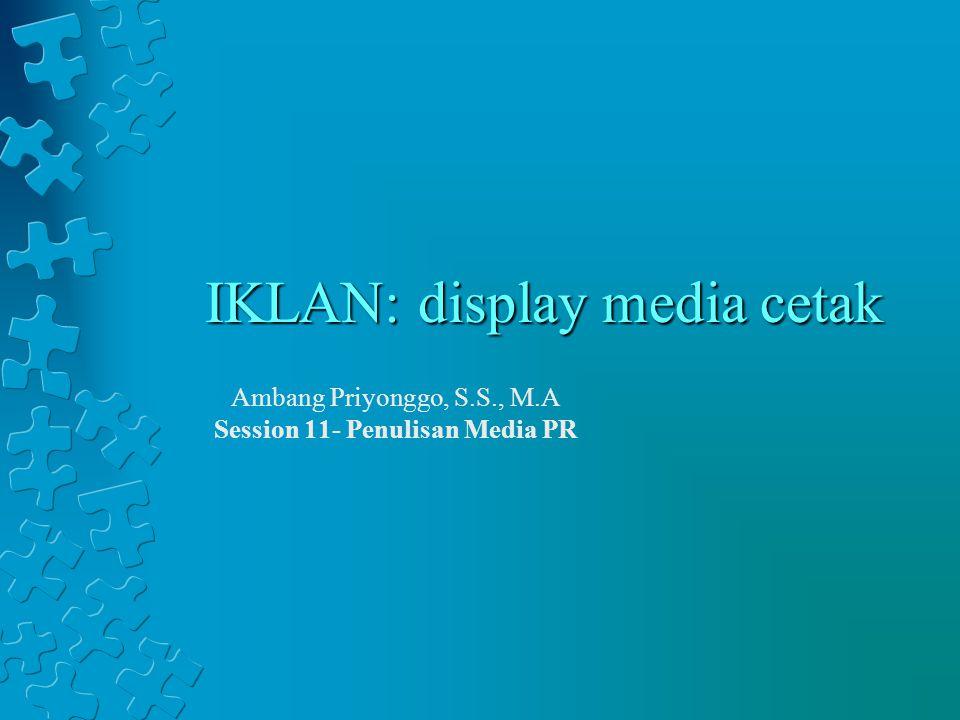 Kicker Kadang kala, suatu piranti frase yang disebut 'kicker' digunakan untuk 'mengulang' ide utama judul.