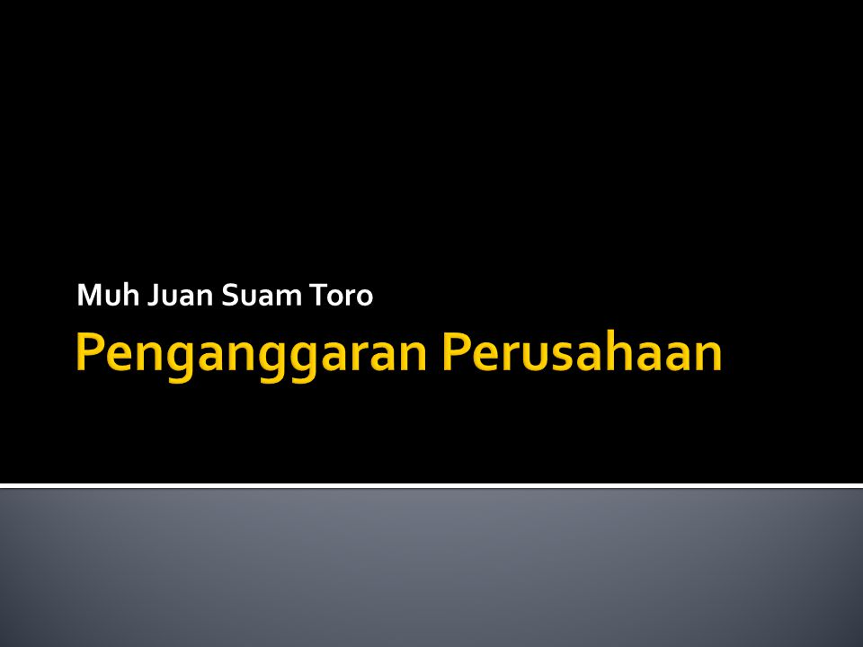 Muh Juan Suam Toro