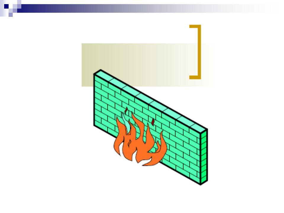 Firewall di Perbatasan