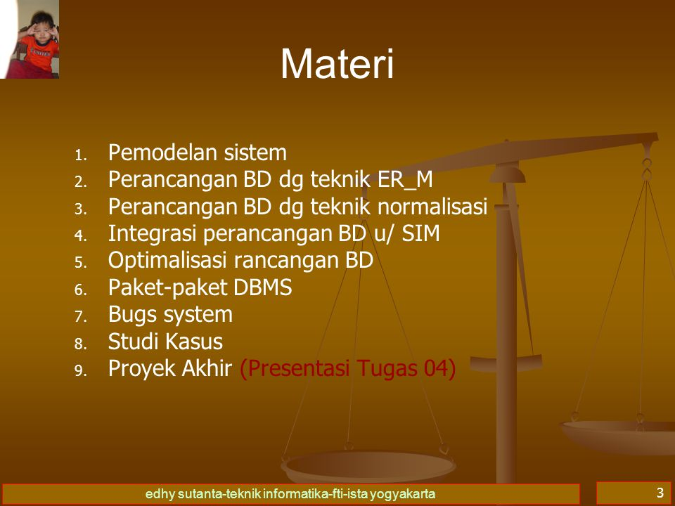 edhy sutanta-teknik informatika-fti-ista yogyakarta 3 Materi 1.