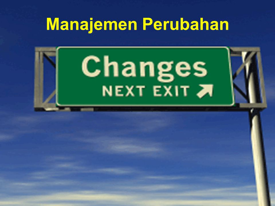 Free Powerpoint Templates Page 1 Manajemen Perubahan