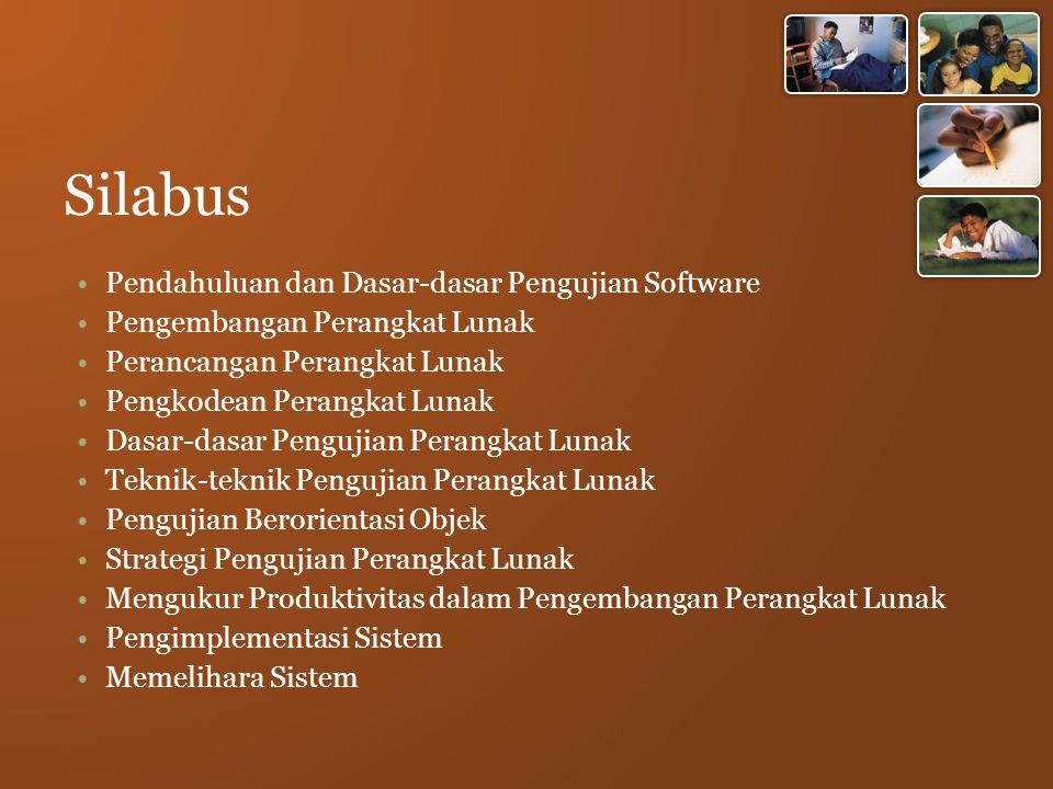 Applikasi Aplikasi perangkat lunak dapat dibedakan atas tiga katagori, yaitu : 1.Personal Packaged Software, 2.Workgroup Computing, 3.Enterprise Applications.