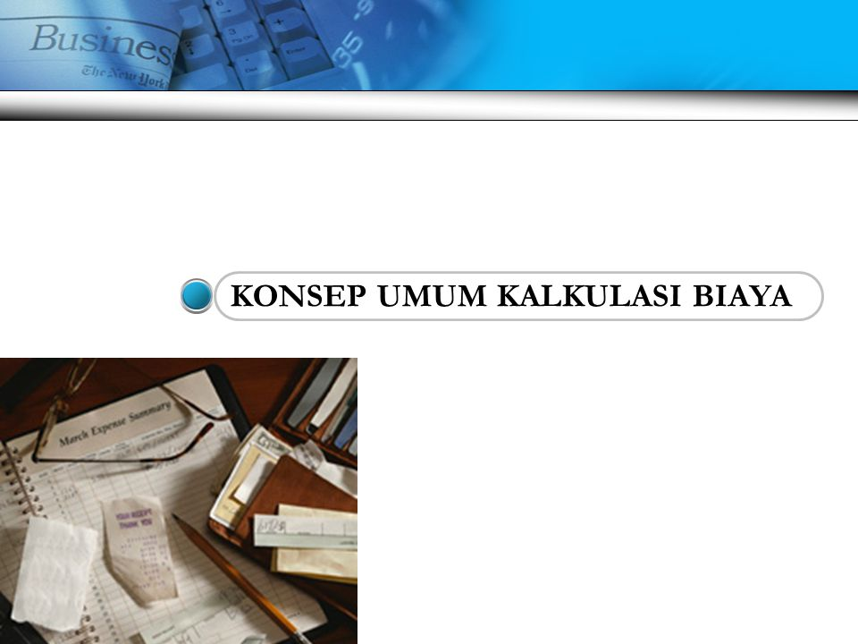 www.themegallery.com Company Logo KONSEP UMUM KALKULASI BIAYA