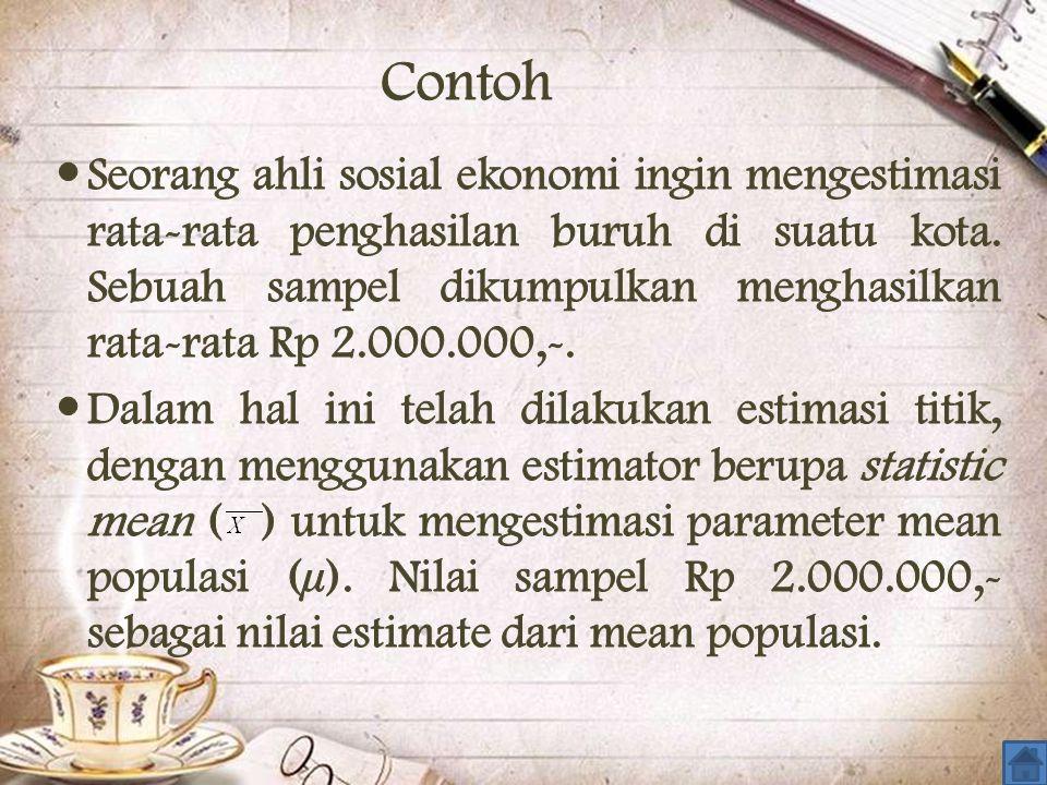 Metode moment diciptakan oleh Karl Pearson pada tahun 1800.