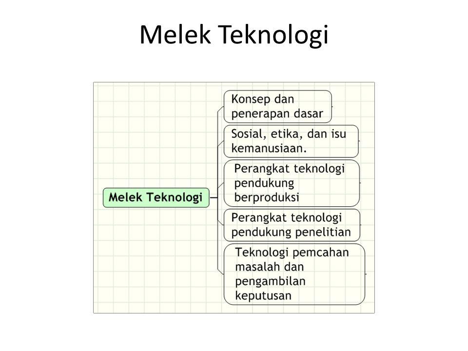 Melek Teknologi