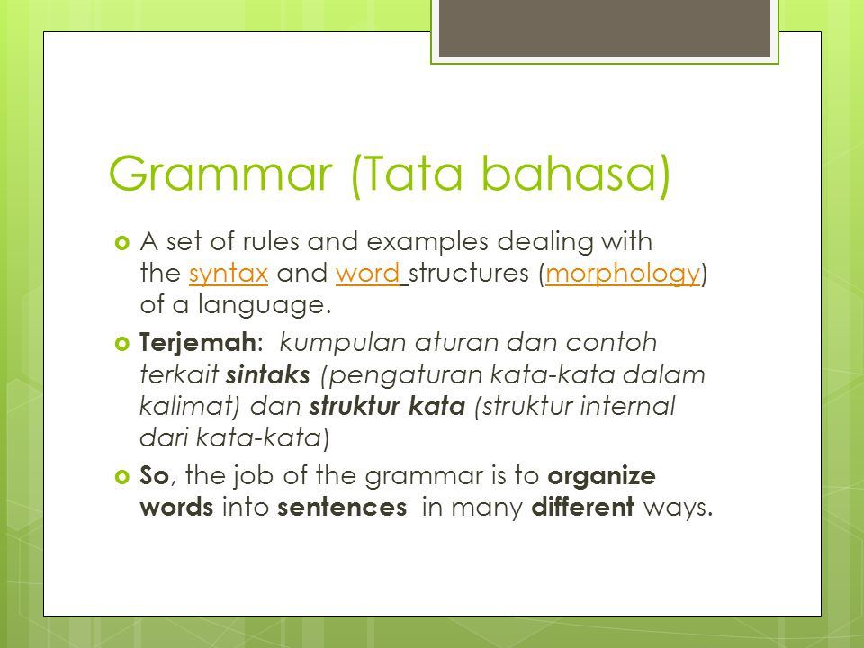 Other SVO Variations(1)  Subject + Verb + Complement (to infinitive)  Subject + Verb + Complement (-ing)  Subject + Verb Phrase + Complement (-ing)