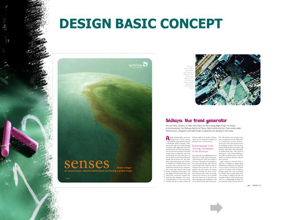 DESIGN BASIC CONCEPT
