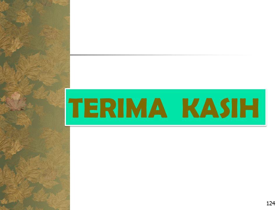 TERIMA KASIH 124