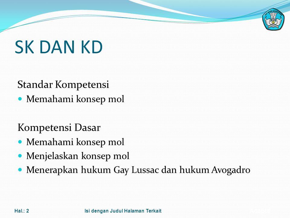 Adaptif KELAS X SEMESTER 2 SMKN 1 Wanayasa Banjarnegara