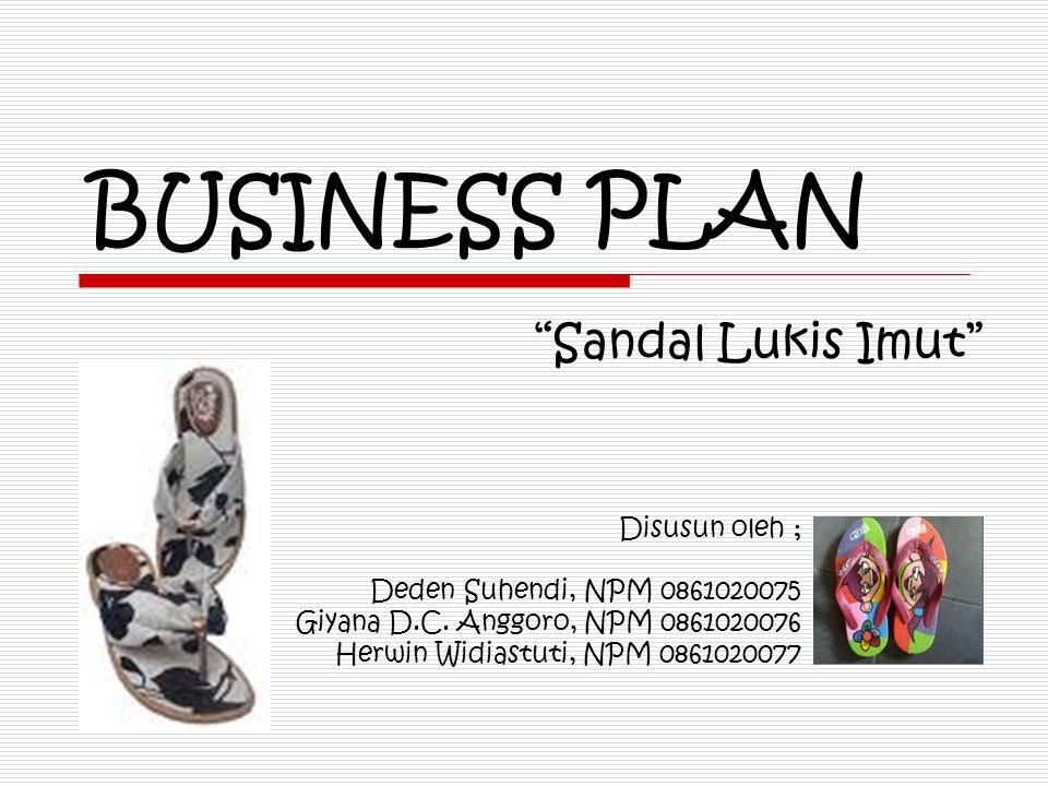 Executive Summary  Bisnis kreatifitas dan produk inovasi  Peluang pasar terbuka lebar  Modal rendah  Fokus (segmentasi pasar anak & remaja)