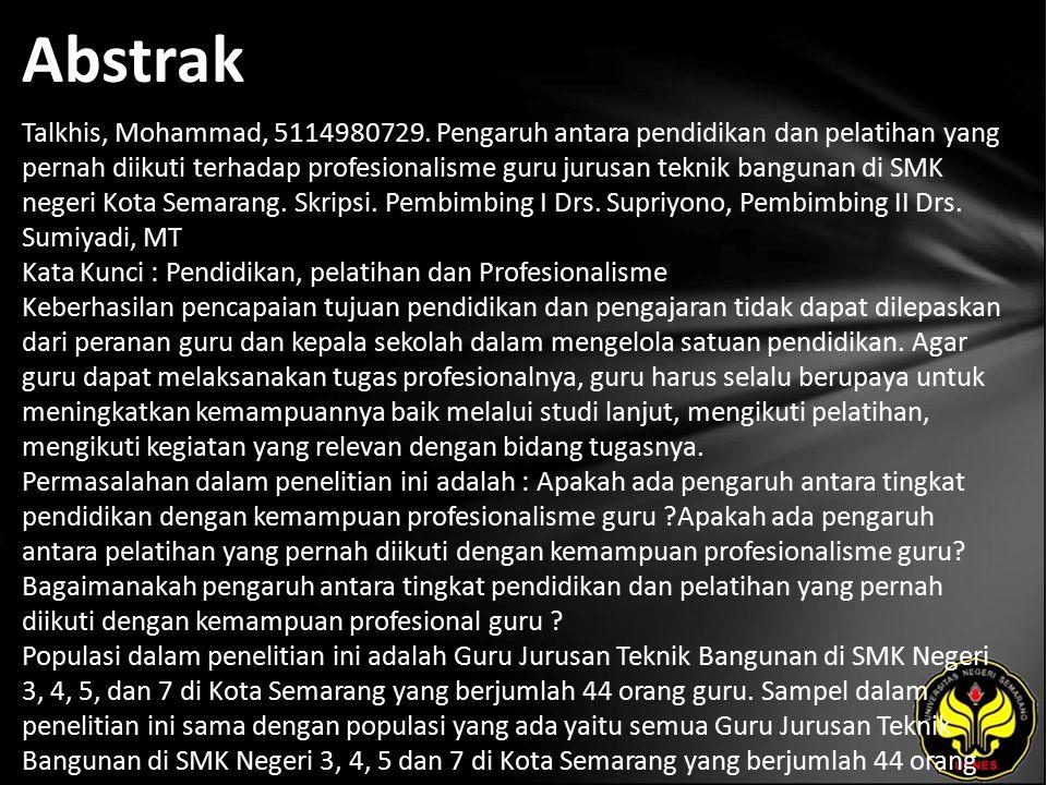 Abstrak Talkhis, Mohammad, 5114980729.