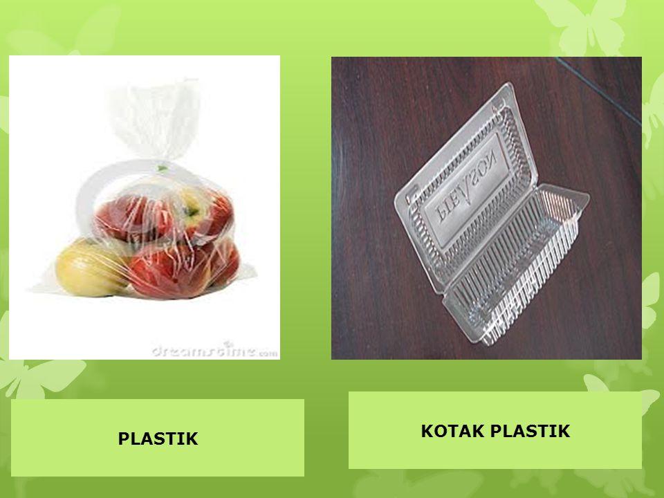 PLASTIK KOTAK PLASTIK