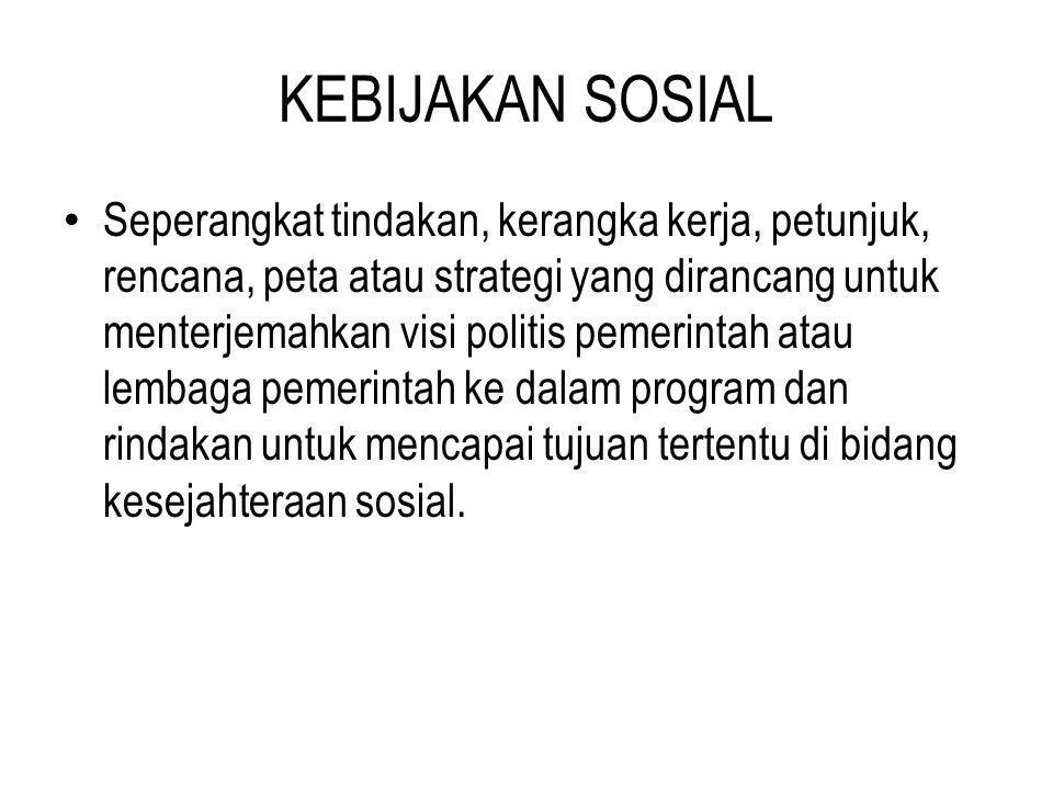 ANALISIS KEBIJAKAN SOSIAL Menurut DUNN (1991 dalam Suharto, 2010) analisis kebijakan sosial adalah ilmu sosial terapan yang menggunakan berbagai metode penelitian dan argumentasi untuk menghasilkan informasi yang relevan dalam menganalisis masalah-masalah sosial yang mungkin timbul akibat diterapkannya suatu kebijakan.