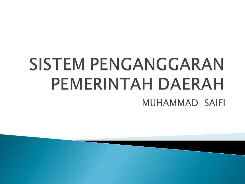 MUHAMMAD SAIFI