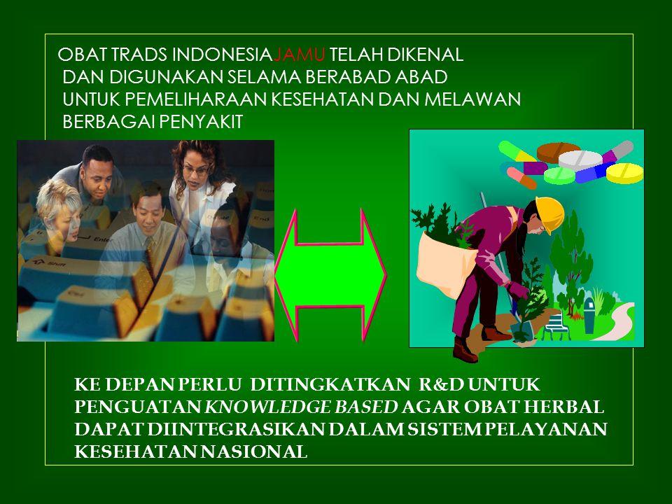 INDONESIA MERUPAKAN MEGA SENTER KEANEKARAGAMAN HAYATI TERBESAR DI DUNIA BERUPA TUMBUHAN TROPIS DAN BIOTA LAUT 30,000 TUMBUHAN TROPIS, 7 000 BERKHASIAT