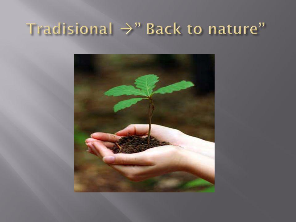  Disajikan dari ekstrak atau penyarian bahan alami, dapat berupa tanaman obat, binatang, maupun mineral.
