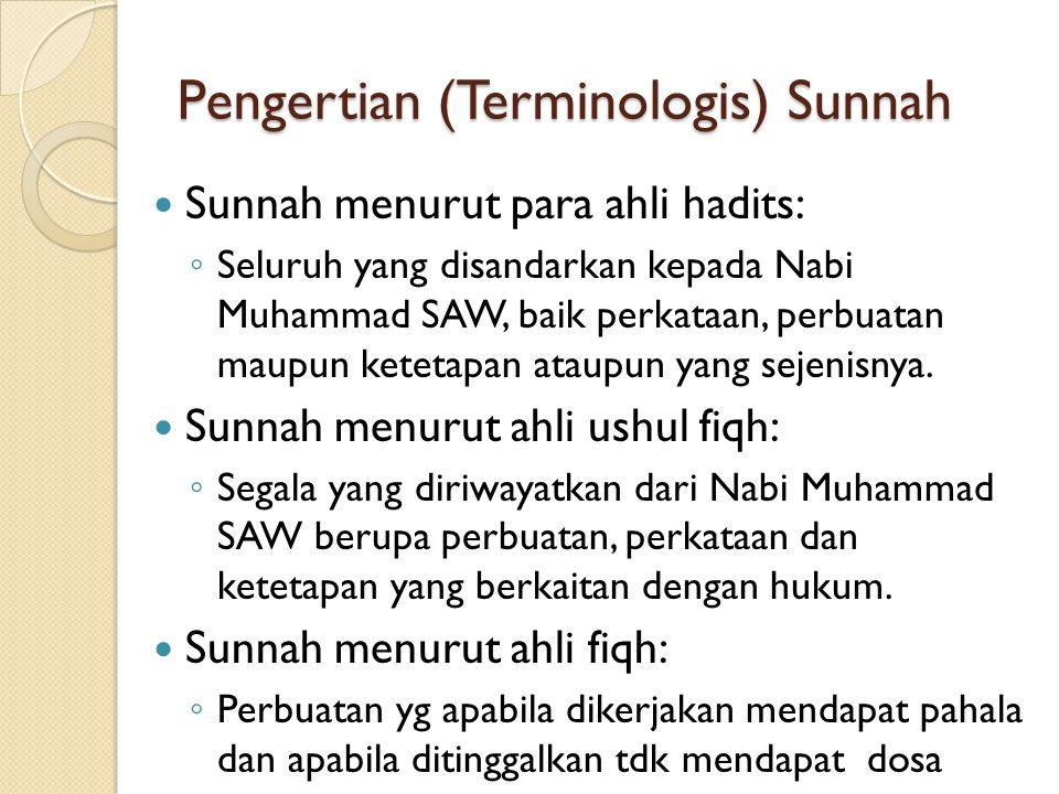 Kitab-kitab hadits Beberapa kitab hadits yg terkenal yg merupakan himpunan hadits para ulama antara lain enam kitab hadits terkenal yg disebut kutub al-Sittah.