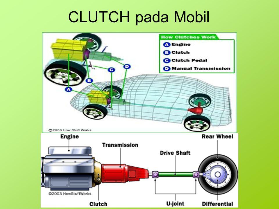 CLUTCH pada Mobil