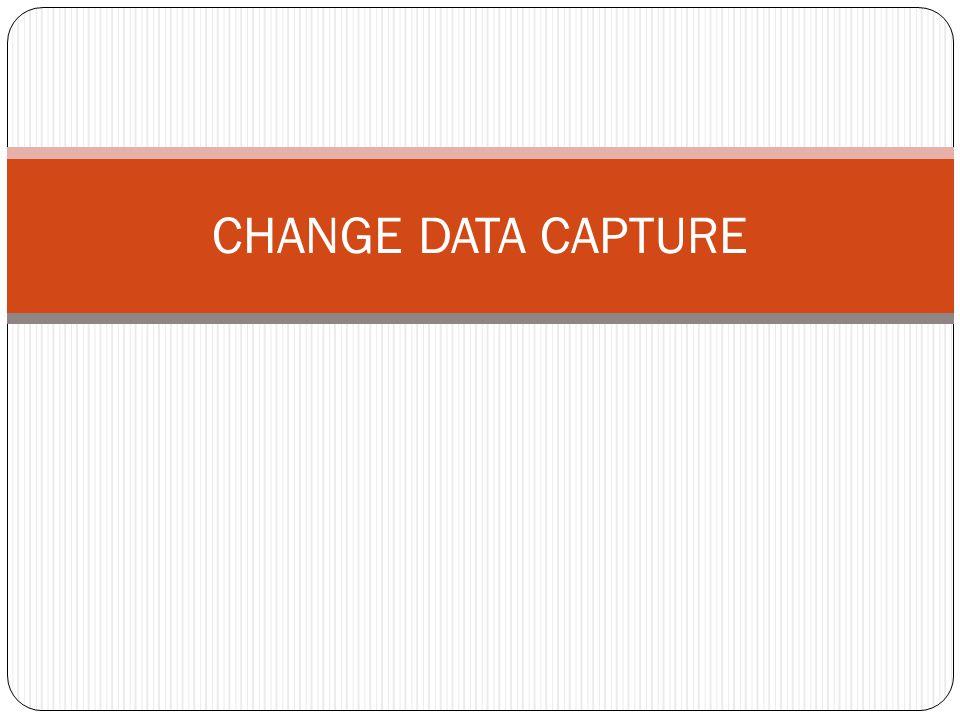 Field __$operation arti nilai pada field __$operation : 1 = penghapusan / delete 2 = penambahan / insert 3 = perubahan / update (nilai lama / old values) 4 = perubahan / update (nilai baru / new values)