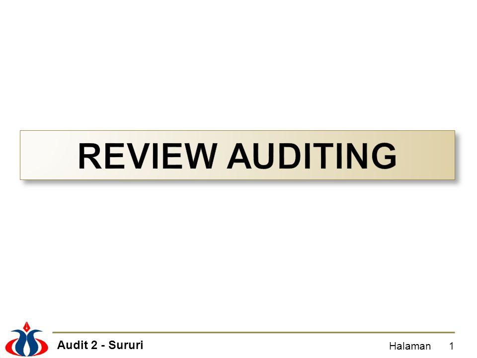Audit 2 - Sururi Halaman1