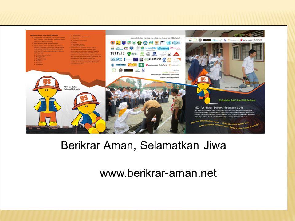 Berikrar Aman, Selamatkan Jiwa www.berikrar-aman.net