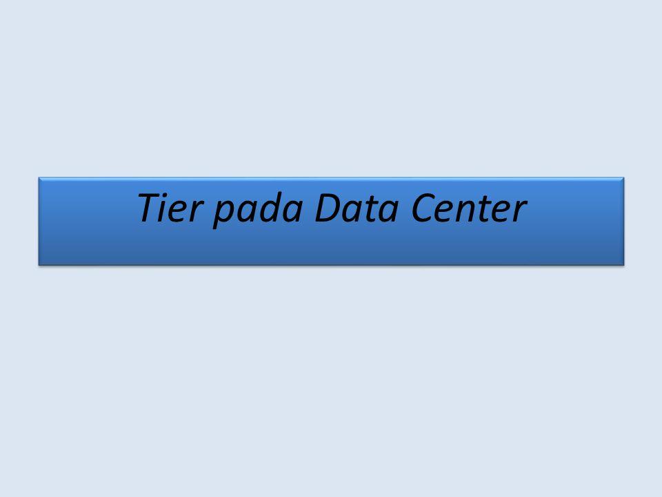 Tier pada Data Center