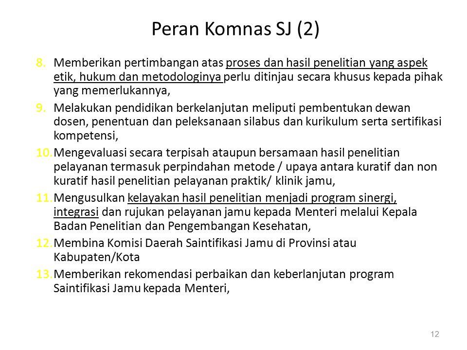 13 Grand Design Komnas SJ Ke Depan