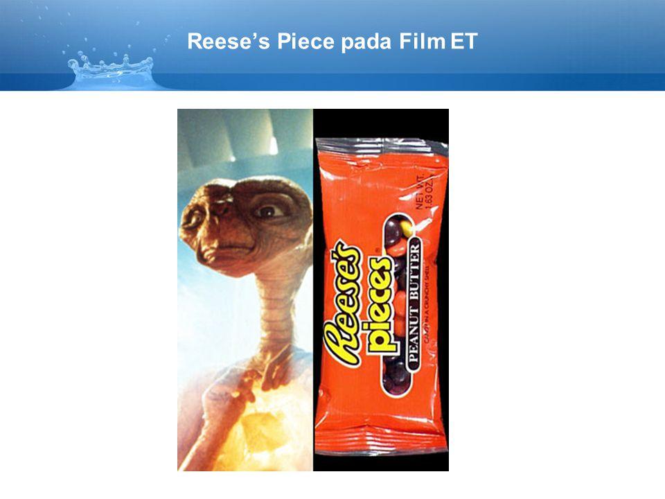 Reese's Piece pada Film ET