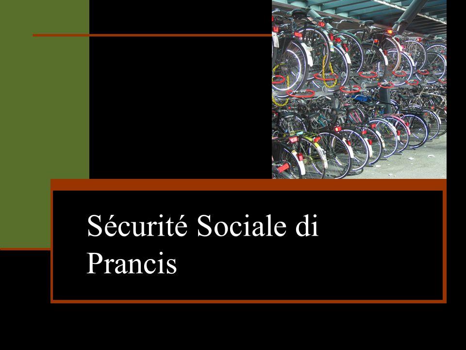 Sécurité Sociale di Prancis
