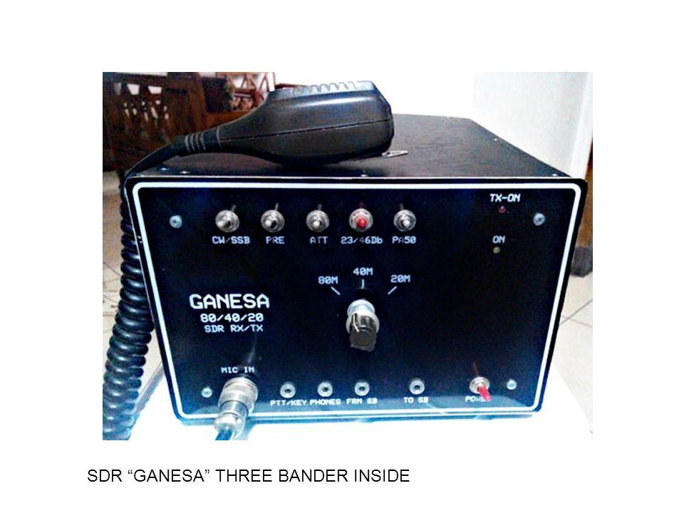 SDR GANESA THREE BANDER INSIDE
