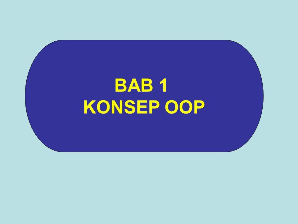 BAB 1 KONSEP OOP